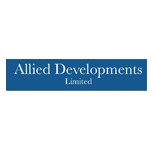 Allied Developments website and advertising