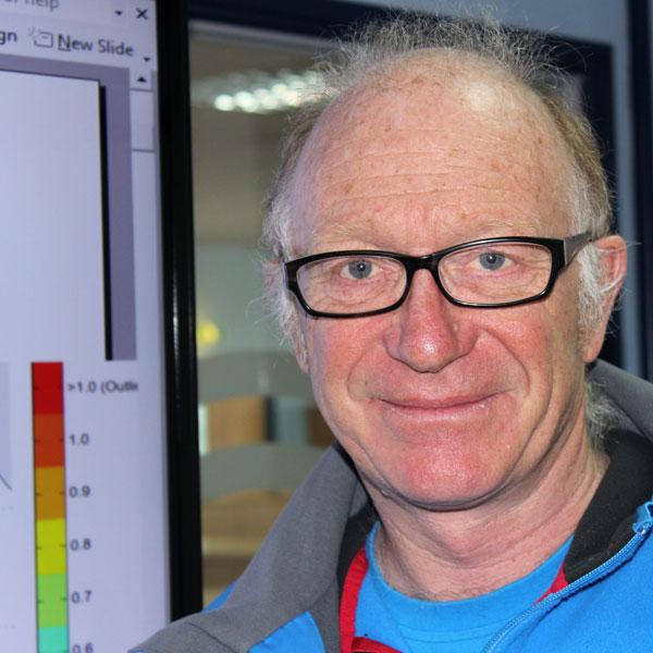 Sailing coaching Mark Rushall