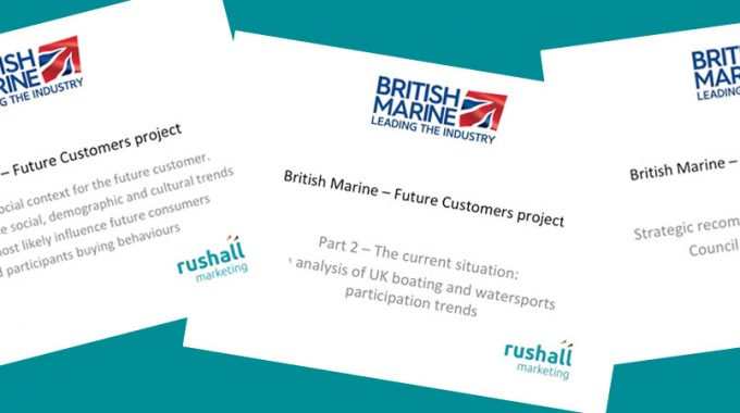 British Marine Futures Project By Rushall Marketing