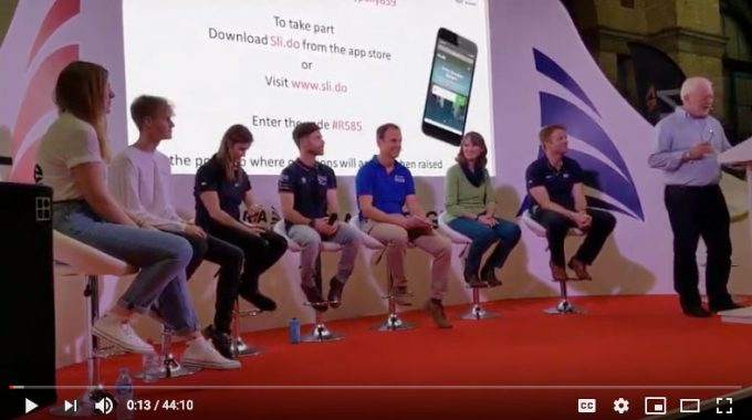 Future Of Sailing Dinghy Show Panel With Liz Rushall