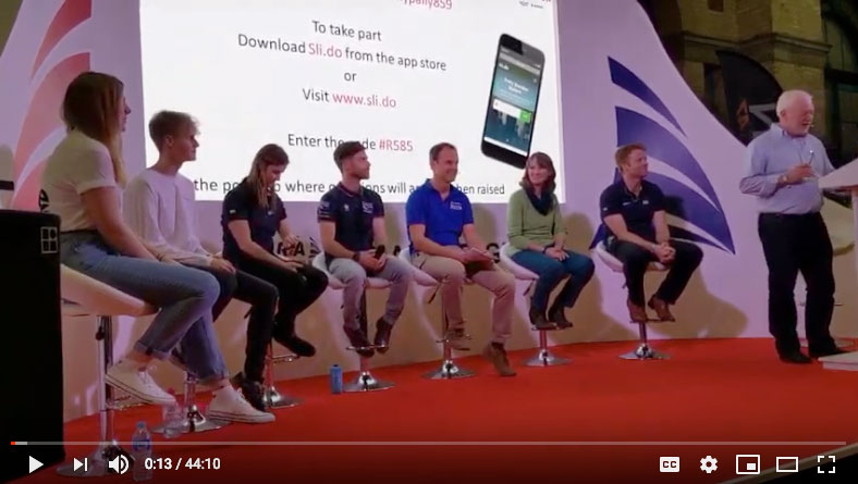 What The Young Generation Think About The Future Of Sailing